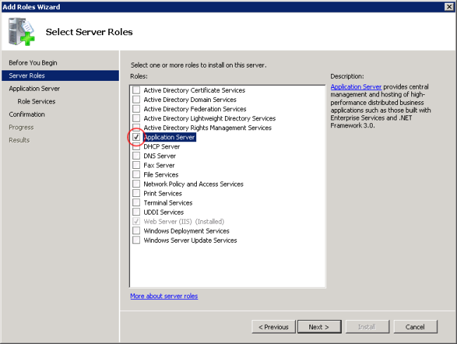 Managing Roles Security for SharePoint Connector