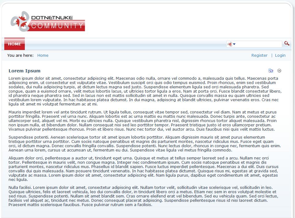 WebMatrix and DNN - 2 - Using WebMatrix to Publish Your DotNetNuke ...