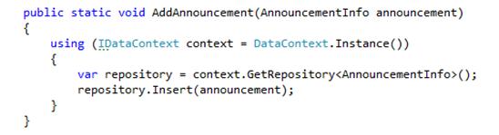 AnnouncementsController_Class