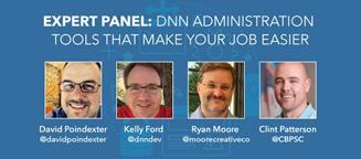 DNN Administration Webinar Summary Image Slide