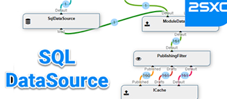 Using the SQL Data Source in 2SXC 9.8 Summary Image