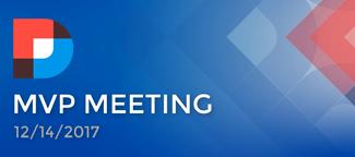 DNN MVP Meeting Summary Image