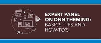 DNN Theming Webinar Feb 2018