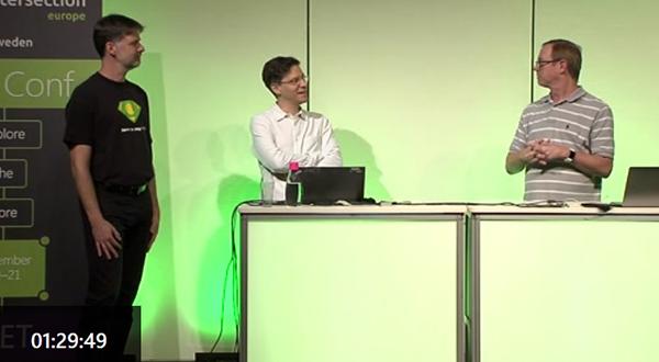 .NET Conf speaker image