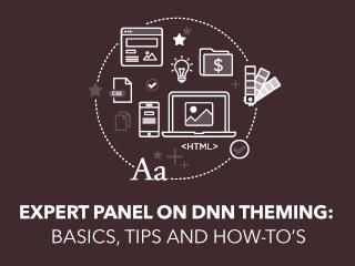 DNN Theming Webinar Thumbnail