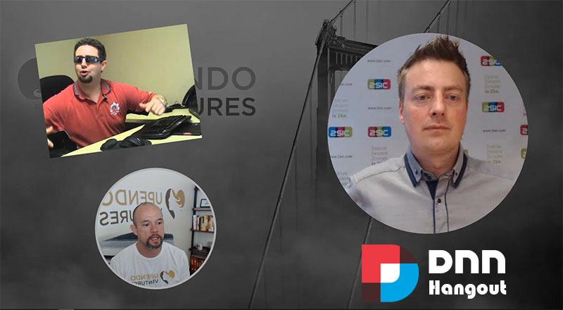 Upendo Ventures presents: A DNN Hangout interview with Daniel Mettler of 2SIC