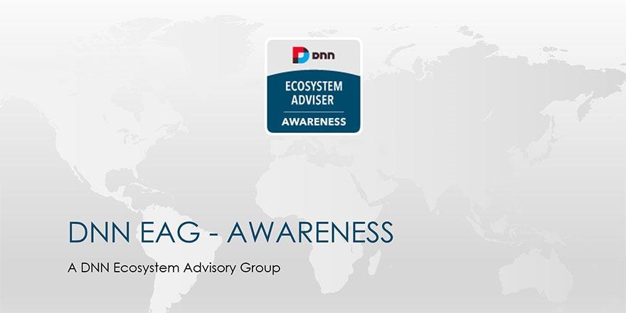 September 2018 DNN Awareness Group Meeting Video