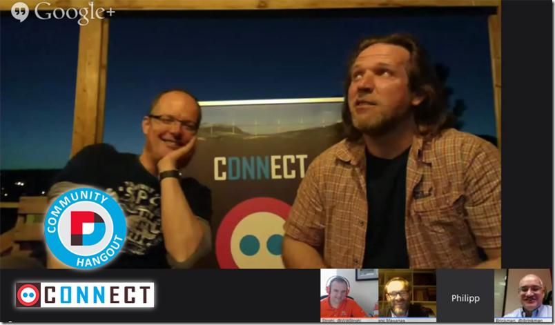 DNN-Connect: Peter Donker, Philipp Becker, Vicenc Masanas