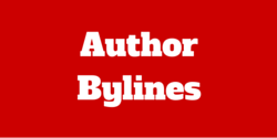 author bylines