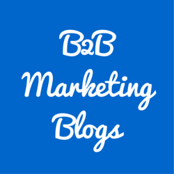 10 Blogs Every B2B Marketer Should Read INFOGRAPHIC
