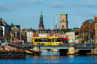 city of copenhagen in denmark
