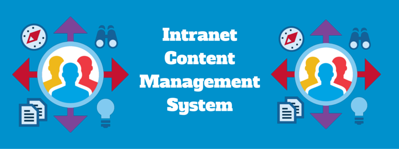 Using a CMS for an intranet