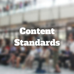 content standards