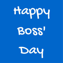 Happy Boss' Day
