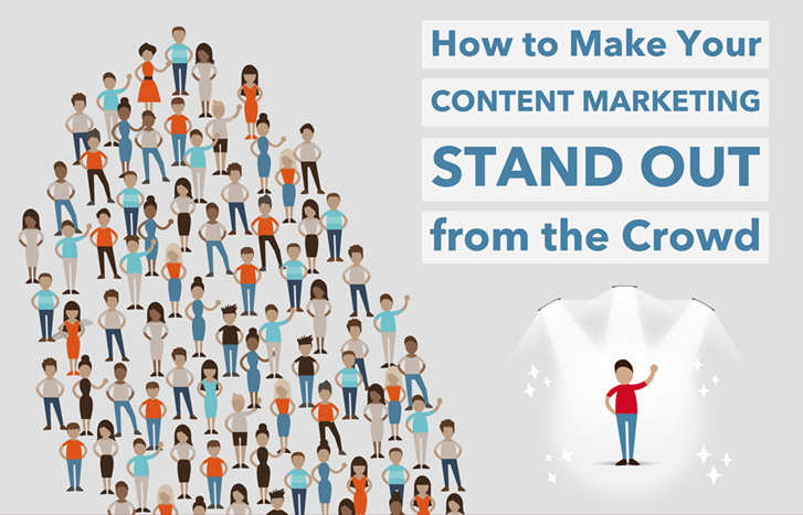 make your content marketing stand out