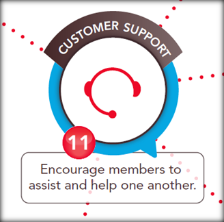 online communities for customer support