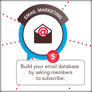 online communities for email marketing