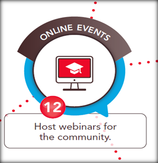 online communities for online events
