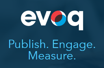 Publish measure and engage with Evoq