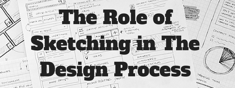 the role of sketching in the design process