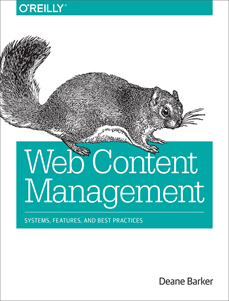 web content management by deane barker