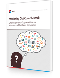 Marketing Got Complicated report: thumbnail