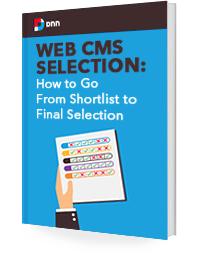 eBook: Web CMS Selection
