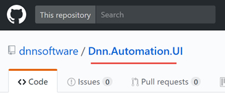 DNN UI Automation Blog Summary Image