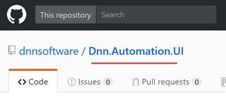 DNN UI Automation Blog Summary Image