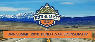 Reasons to Sponsor DNN Summit Summary Image