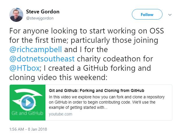 Follow Steve Gordon on Twitter