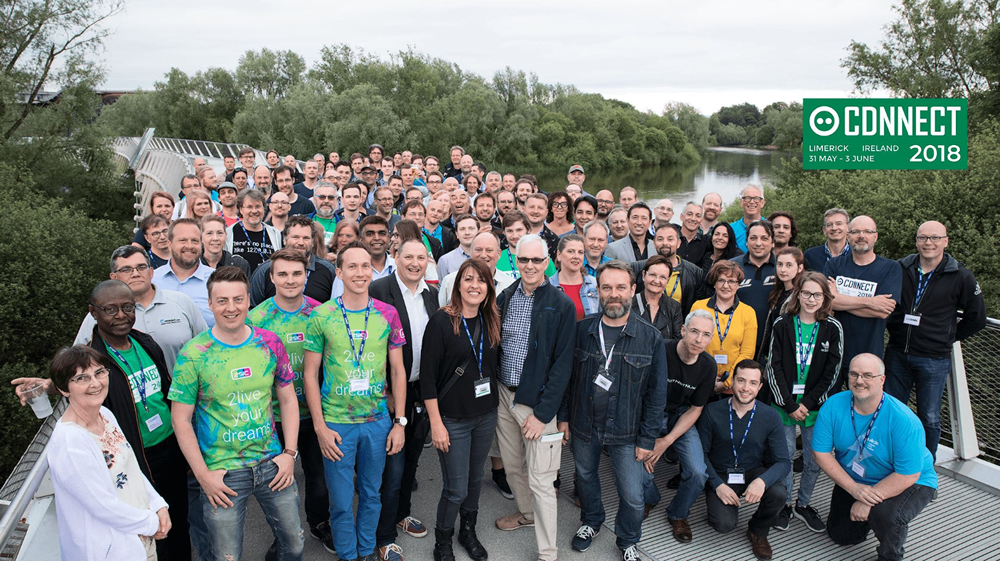 DNN-Connect 2018 Group Photo