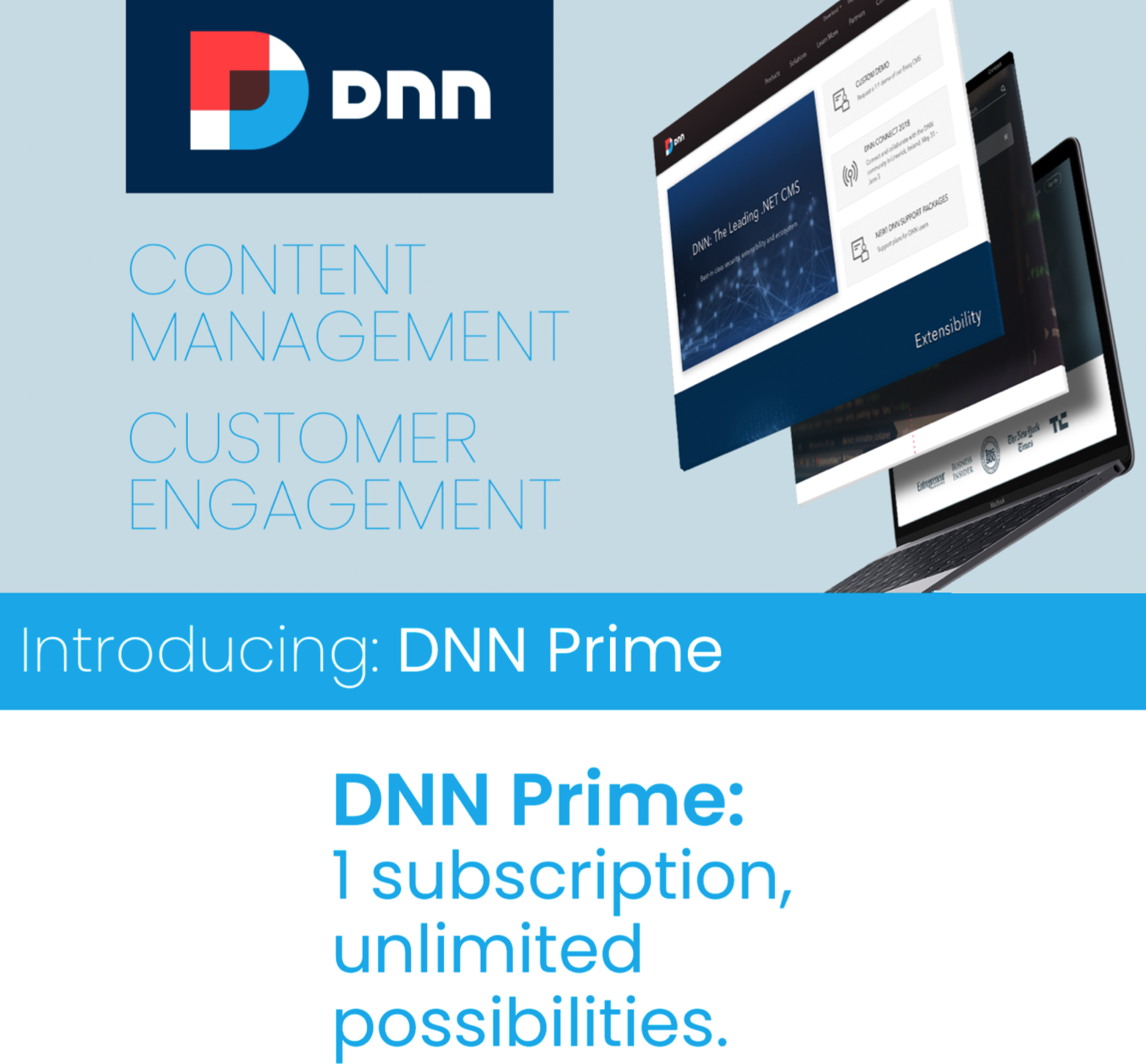 link to DNN Prime flyer