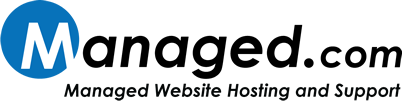 Managed     partner logo