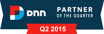 DNN Partner of the Quarter - Q2, 2015