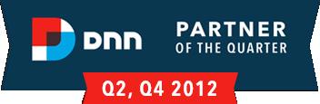 DNN Partner of the Quarter 2012