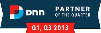 DNN Partner of the Quarter 2013