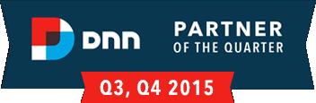 DNN Partner of the Quarter 2015