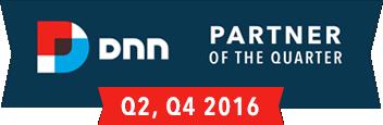 DNN Partner of the Quarter 2016
