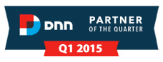 DNN Partner of the Quarter - Q1, 2015