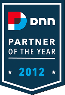 DNN Partner of the Year 2012