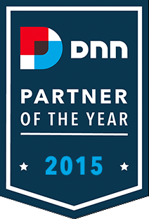 DNN Partner of the year 2015