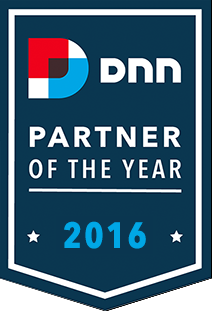 DNN Partner of the Year 2016