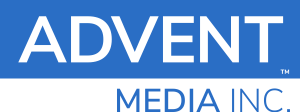 Advent Media Inc.     partner logo