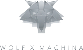 Wolf X Machina     partner logo