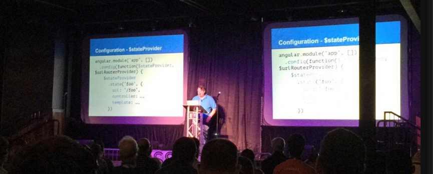 Tom Wilson of Jack Russell Software at POSSCON 2015