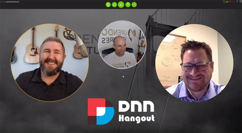 DNN Hangout March 2019 with Matt Rutledge
