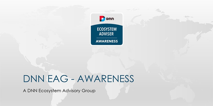 May 2019 DNN Awareness Group Meeting Video