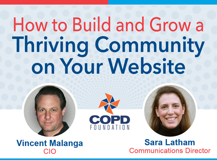 build a thriving community on your website