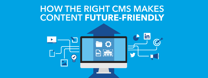 future friendly CMS